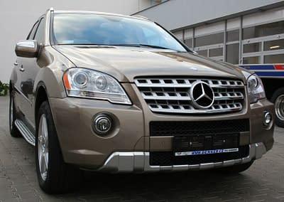 Mercedes-Benz ML 550 Sport