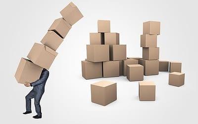 Jaký je nejvhodnější obalový materiál na skladování?