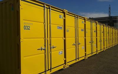 Jak vybavit skladovací kontejner?